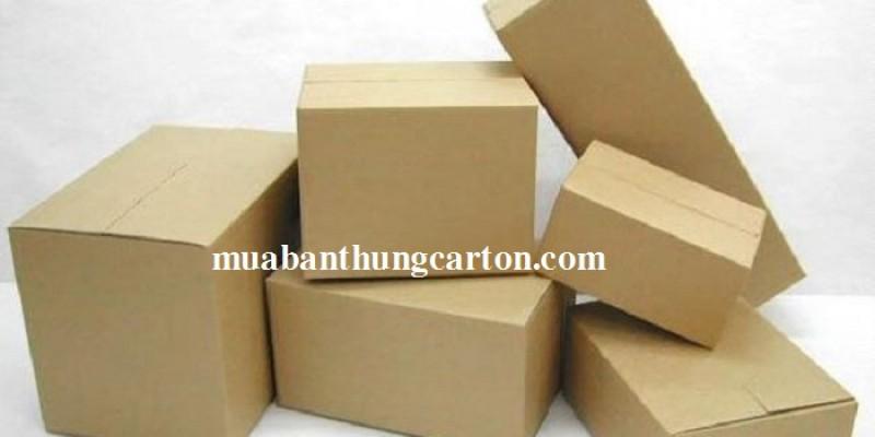 Bật mí cách chọn mua thùng carton mới