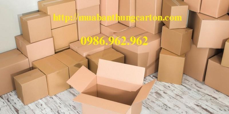 Các yếu tố làm nên giá bán thùng carton