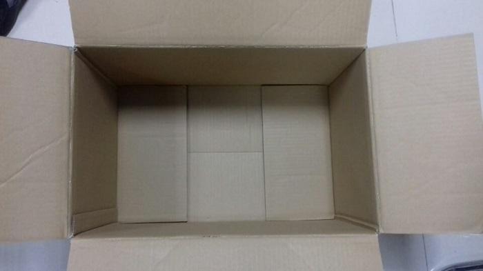 Thùng giấy carton cũ 3 lớp