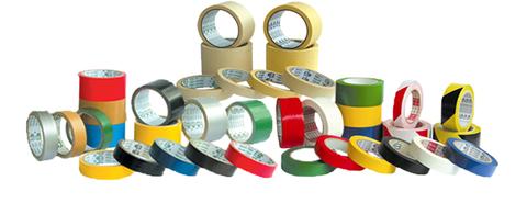 Đa dạng các loại băng dính trên thị trường