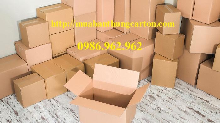 giá bán thùng carton ảnh hưởng bởi yếu tố nào