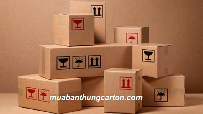 Công dụng của thùng giấy carton trong đời sống