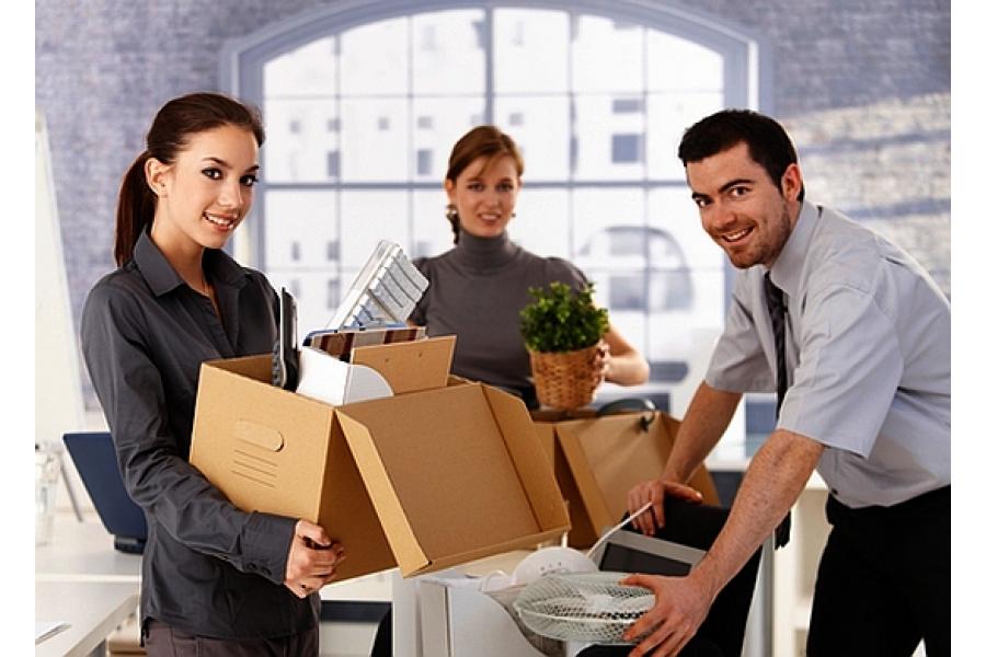 Loại thùng carton thích hợp chuyển văn phòng
