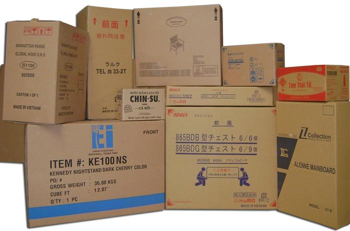 Cách bảo quản thùng carton an toàn hữu hiệu nhất